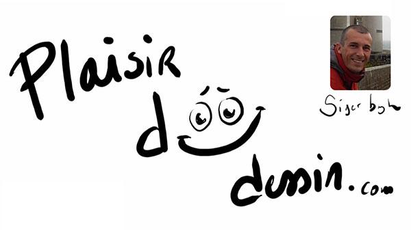 Intro vidéo tutoriels dessin